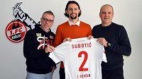 Obránce Neven Subotič bude hrát bundesligu za Kolín nad Rýnem.