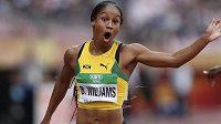 Briana Williamsová je navzdory pozitivnímu dopingovému testu v jamajské nominaci na atletické mistrovství světa