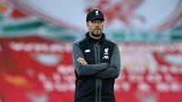 Jürgen Klopp dotáhl Liverpool k mistrovskému titulu