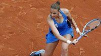Karolína Plíšková bude bojovat o postup do osmifinále