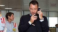 Obránce John Terry odmítl nabídku Spartaku Moskva, i když mu nabízel skoro 86 miliónů za rok.