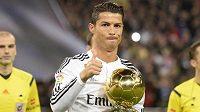 V nominaci na cenu pro fotbalistu roku je i Cristiano Ronaldo