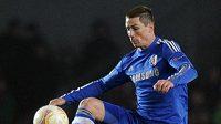 Útočník Chelsea Fernando Torres