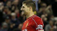 Kapitán Liverpoolu Steven Gerrard se po sezóně zřejmě vydá do zámořské MLS.