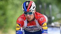 Nizozemský cyklista Fabio Jakobsen