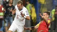 Vladimír Coufal nastoupil v Černé Hoře v základní sestavě