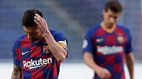 Rozmyslí si Lionel Messi svůj plánovaný odchod z Barcelony?
