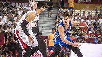 Čeští basketbalisté předvedli proti Turecku bojovný výkon