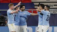 Ilkay Gundogan se postaral o druhou branku Manchesteru City