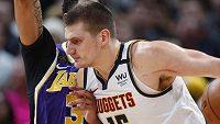 Basketbalista Jokič má koronavirus