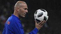 Na jakou trenérskou lavičku Zidane usedne?