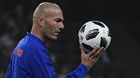 Terčem lupičů se stal i Zinedine Zidane