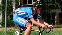 Jakub Otruba patří k velkým českým cyklistickým nadějím