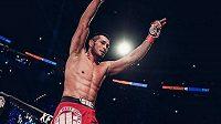 Bude se Machmud Muradov z výhry i ve svém druhém duelu v UFC?