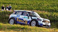 Václav Pech vyhrál Agrotec rallye Hustopeče a upevnil si vedení v průběžném pořadí mezinárodního mistrovství České republiky v automobilových soutěžích.