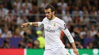 Největší hvězda Walesu Gareth Bale.