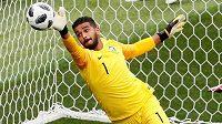 Hned pětkrát lovil brankář Abdullah Al-Mayouf míč ze sítě. Podle šéfa fotbalového svazu Saúdské Arábie patří k hlavním viníkům debaklu...