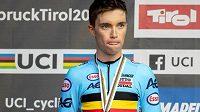Bjorg Lambrecht patřil k největším talentům světové cyklistiky