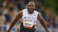 Švýcarský sprinter Alex Wilson