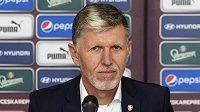 Trenér Jaroslav Šilhavý se těší na další derby se Slováky.