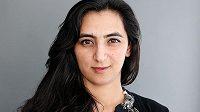Khalida Popalová, bývalá reprezentantka Afghánistánu.