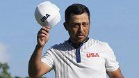 Olympijským vítězem v golfu se stal Američan Xander Schauffele