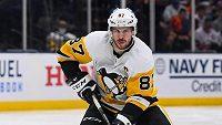 Kapitán Pittsburghu Sidney Crosby