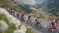 Jezdce měli na Tour de France v nohách další těžkou etapu
