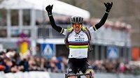 Nizozemská cyklistka Annemiek Van Vleutenová