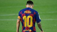 Největší hvězda Barcelony Lionel Messi