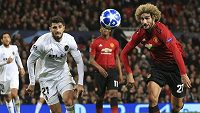Fotbalisté Manchesteru United se nedočkali výhry ani proti Valencii