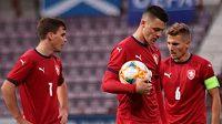Čeští fotbalisté do 21 let v klíčové bitvě kvalifikace ME prohráli ve Skotsku.