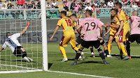 Fotbalisté Palerma sestoupí až do třetí ligy