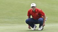 Jordan Spieth během Australian Open.