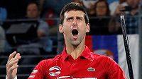 Premiérový ATP Cup slaví tenisté Srbska díky Novaku Djokovičovi.