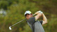Rory McIlroy ze Severního Irska exceloval při druhém kole British Open.