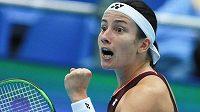 Anastasija Sevastovová má za sebou povedenou sezonu