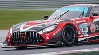 Speciál Mercedes AMG GT3 prověří David Vršecký a Aliyyah Kolocová.