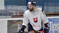 Marek Hovorka v dresu slovenského národního týmu