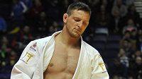 Judista Lukáš Krpálek vypadl na ME už v osmifinále s Grigorim Minaškinem z Estonska.