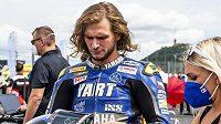 Karel Hanika zna startu prvního závodu mistrovství světa superbiků