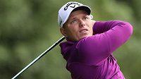 Anglický golfista Callum Shinkwin