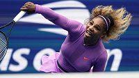 Serena Williamsová by měla na US Open hrát, chtěla by tam zaútočit na titul.