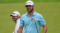 Překvapivý lídr golfového US Open Matthew Wolff