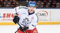 Andrej Nestrašil bude kapitánem pro ruský turnaj Channel One Cup.