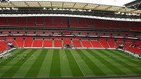 Čeští fotbalisté se vrátí do Wembley