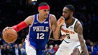 Basketbalisté Philadelphie si poradili s Denverem