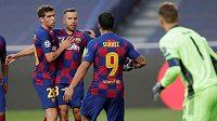 Španělská fotbalová liga začne o den později, než se původně plánovalo.