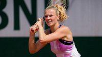 Kateřina Siniaková je na French Open ve 3. kole