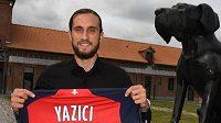 Turecký reprezentant Yusuf Yazici už patří francouzskému OSC Lille.